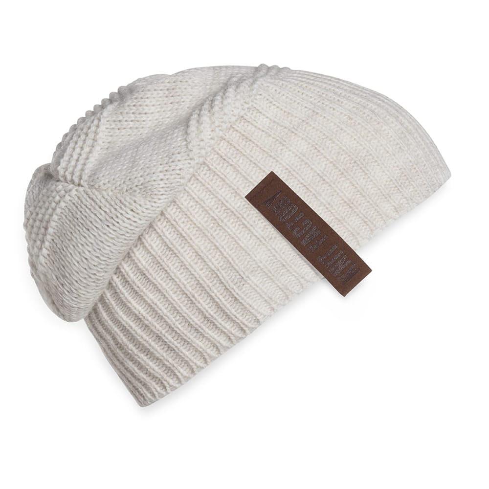 knit factory 1387012 sol beanie beige 2