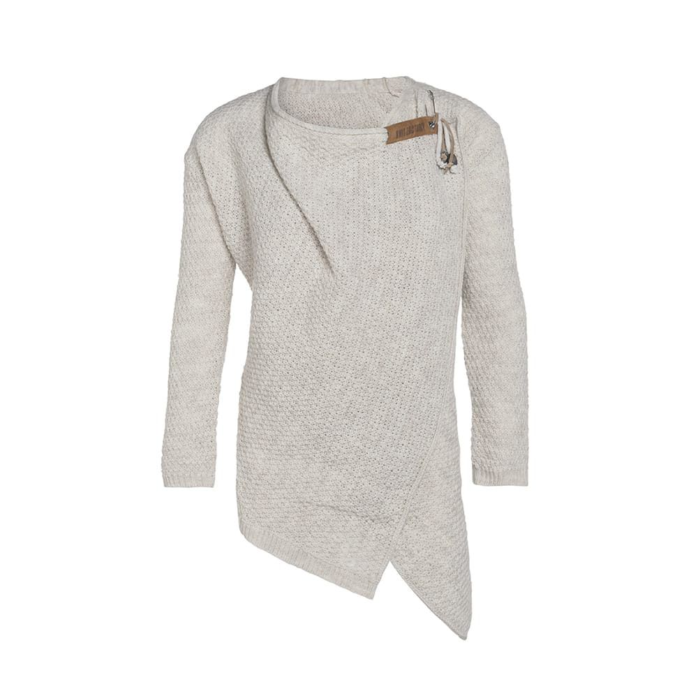 knit factory 1396212 emy vest 3638 beige 1