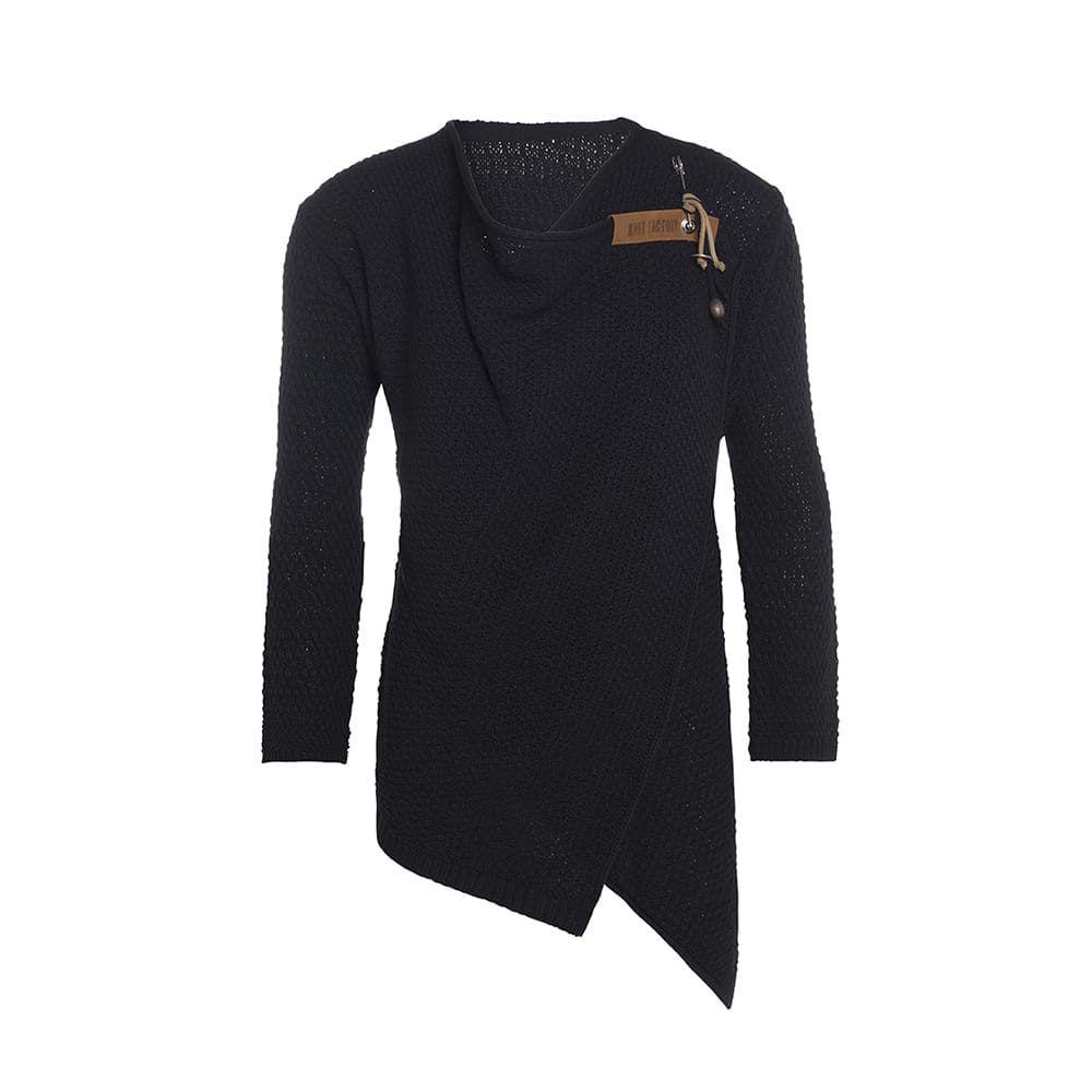 knit factory 1396326 emy vest 4042 navy 1
