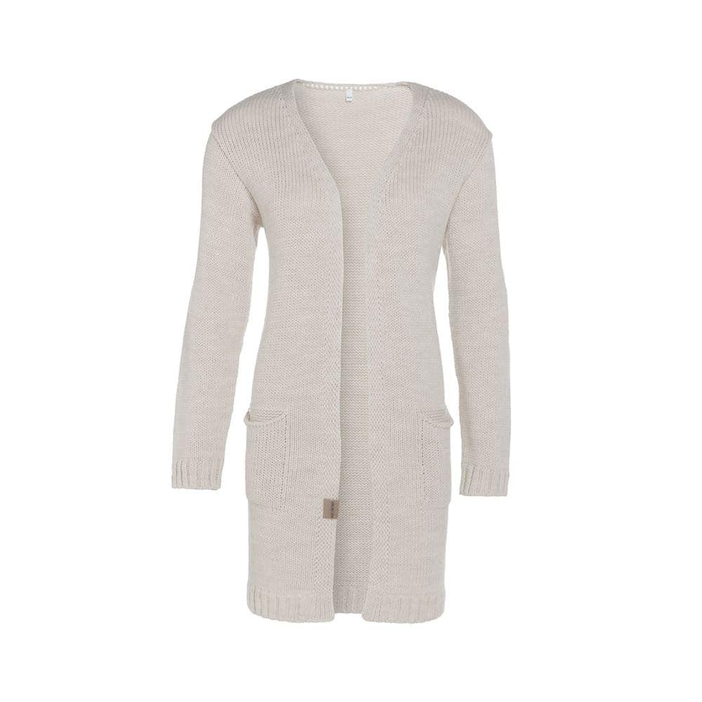 knit factory 1406312 ruby vest 4042 beige 1