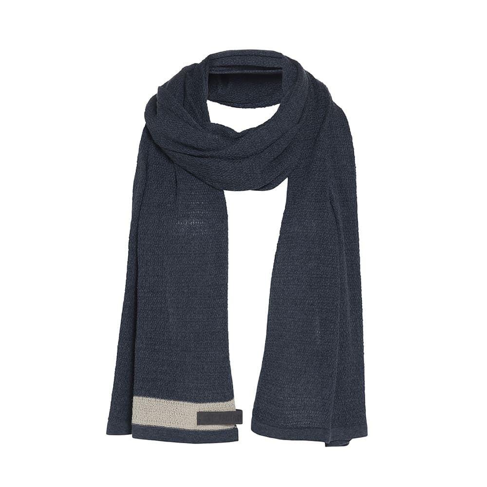 knit factory 1416507 june sjaal denim 1