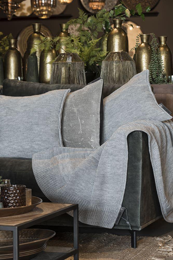 knit factory 1431111 joly plaid licht grijs 2