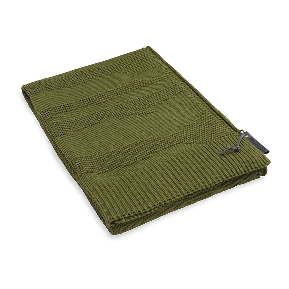 knit factory 1431115 joly plaid mosgroen 1
