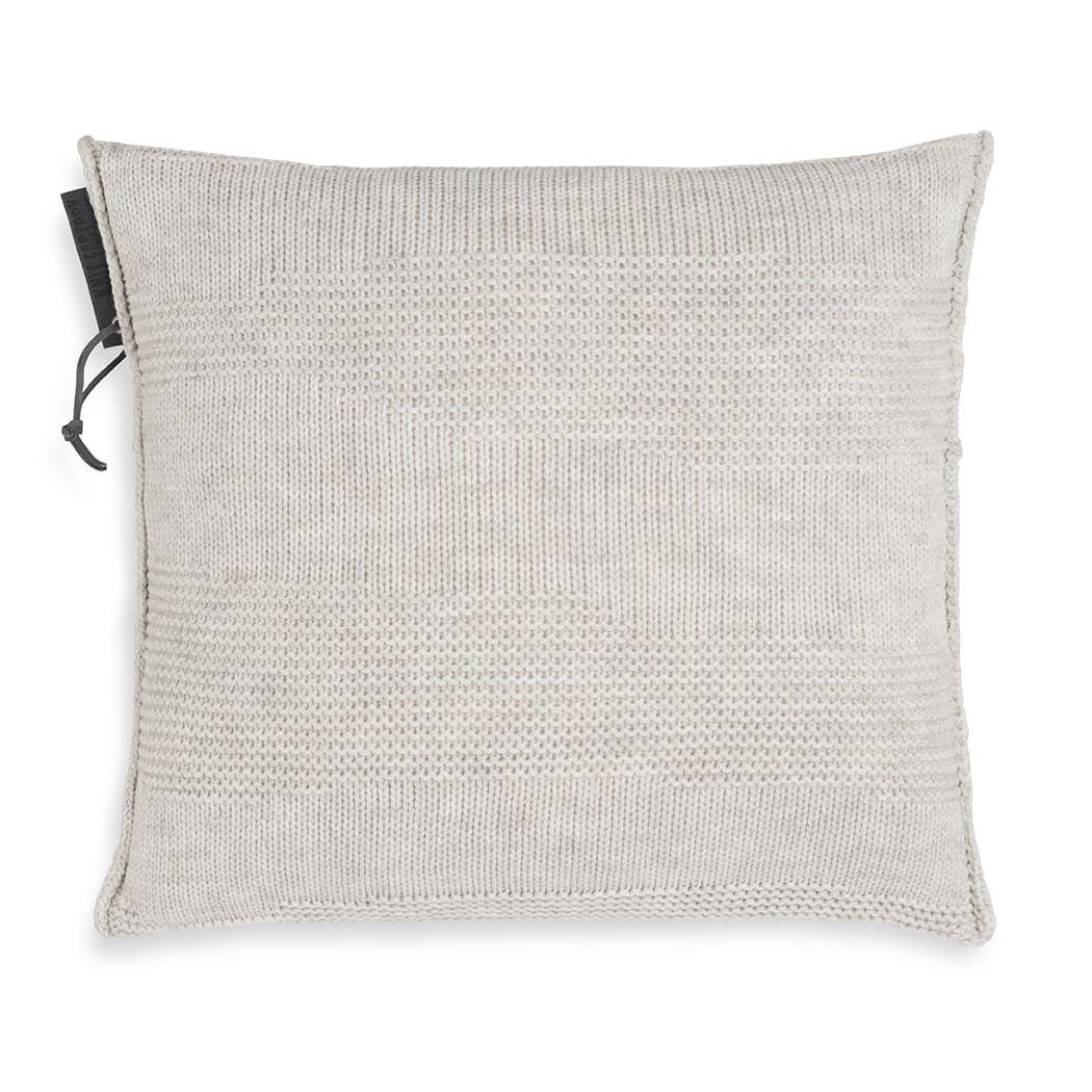 knit factory 1431212 joly kussen 50x50 beige 1