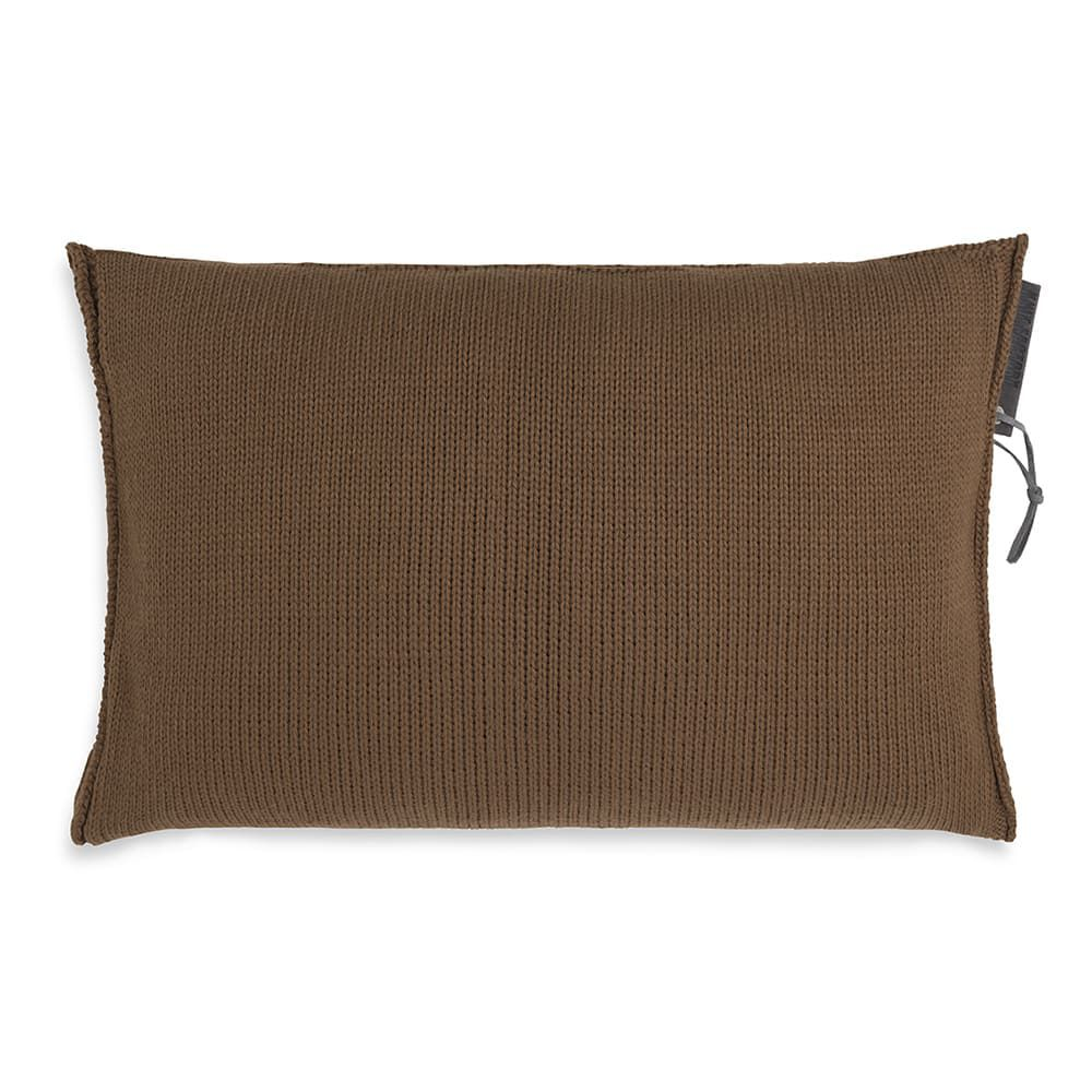 knit factory 1431335 joly kussen 60x40 tobacco 2