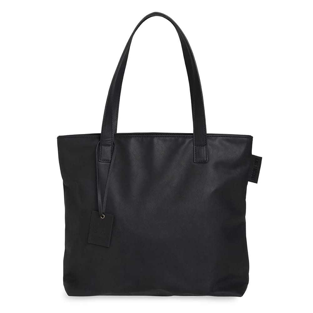 knit factory 1729100 sofia handtas zwart 1