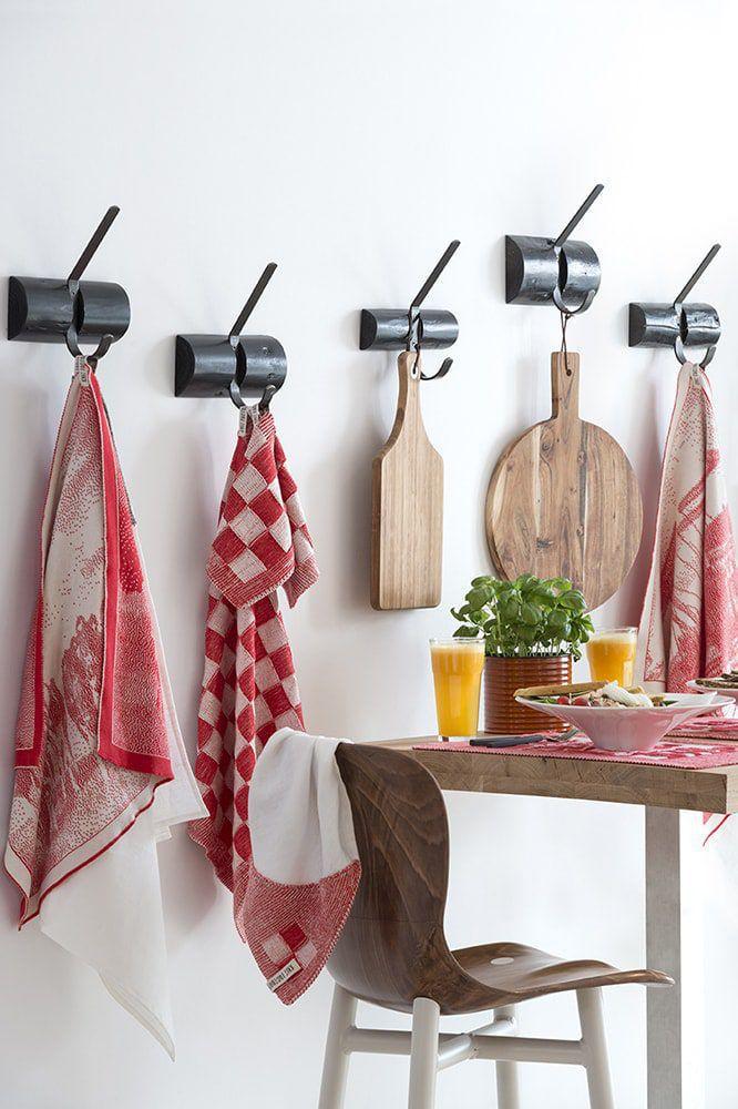 knit factory 23100 keukendoek hollandse vergezichten koeien 3