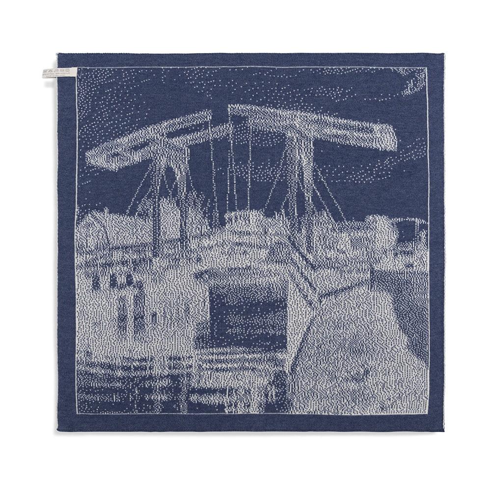 knit factory 2320077 keukendoek brug ecru jeans 2