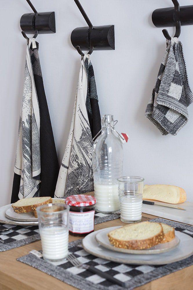 knit factory 23300 keukendoek hollandse vergezichten haven 3