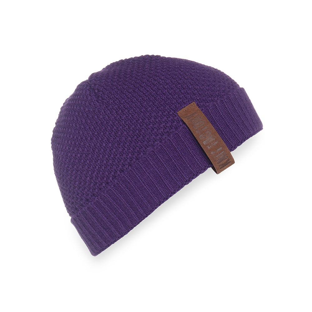 knit factory kf123070123 jazz muts purple 1