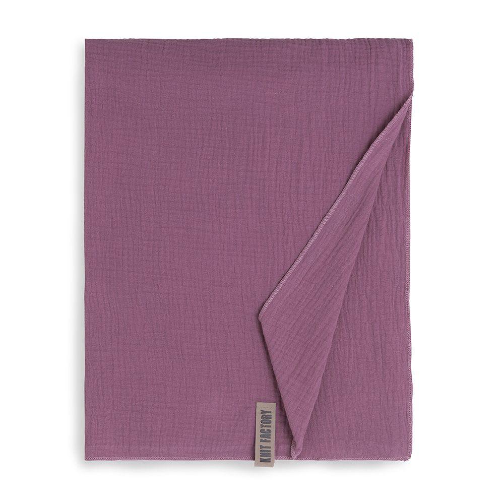 knit factory kf128056043 liv pareo violet 2
