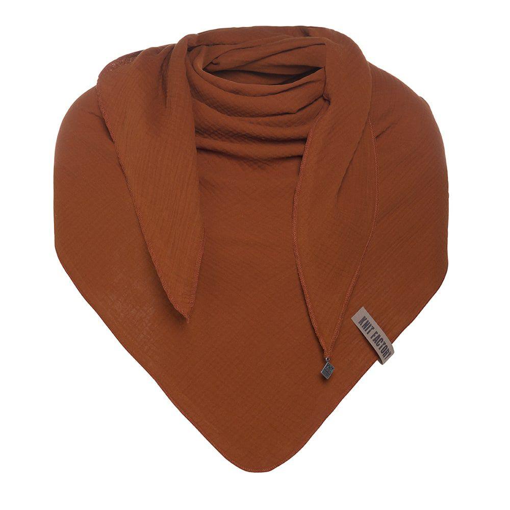 knit factory kf128060016 liv omsalgdoek terra 1