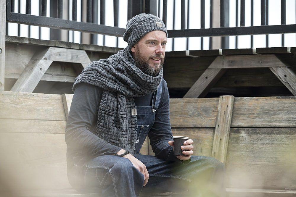 knit factory kf144065 bobby sjaal 4