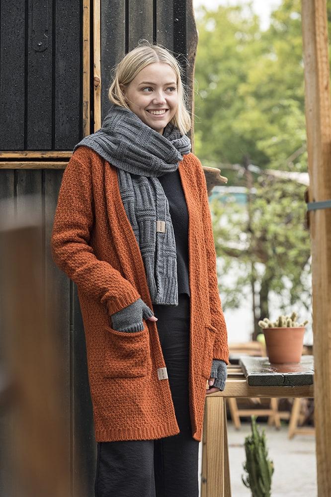 knit factory kf144065 bobby sjaal 6