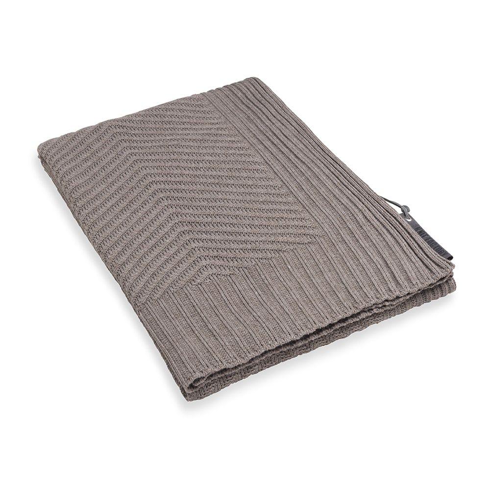 knit factory kf149011029 beau plaid taupe 1