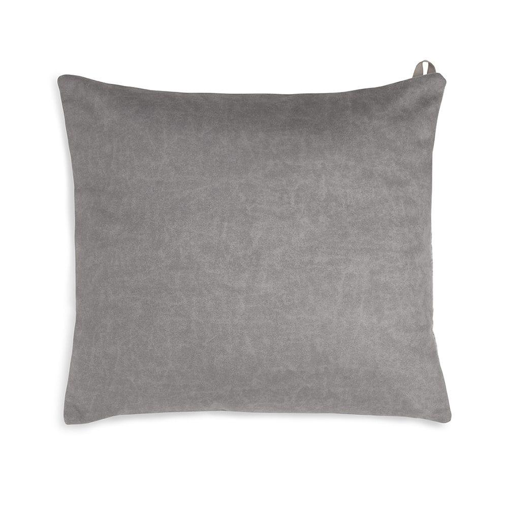 knit factory kf149012011 beau kussen licht grijs 50x50 2