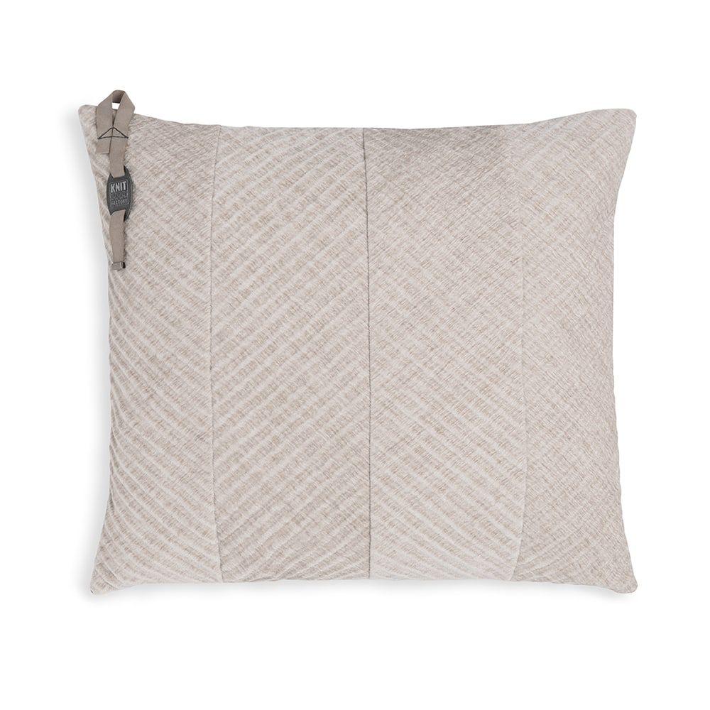 knit factory kf149012012 beau kussen beige 50x50 1