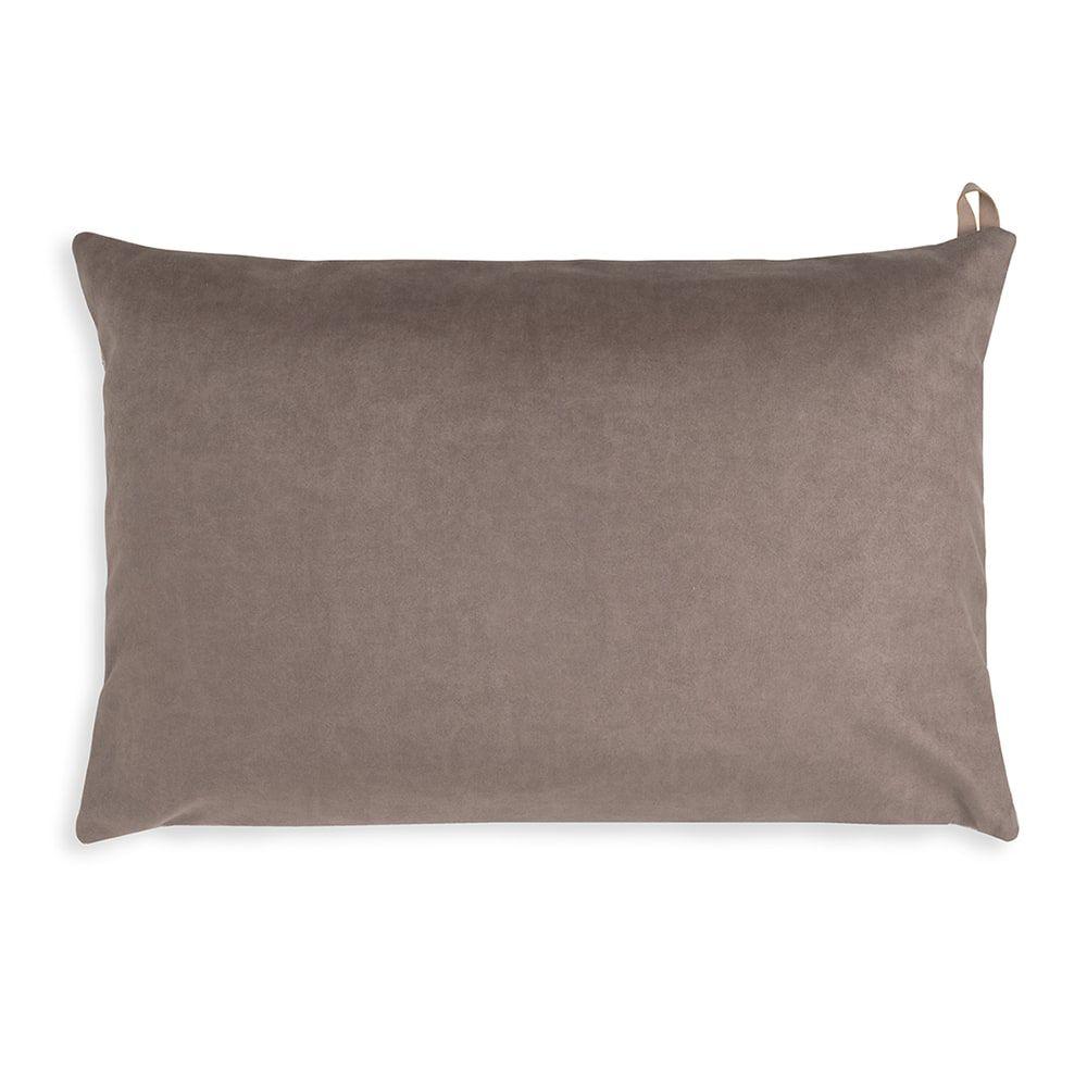knit factory kf149013012 beau kussen beige 60x40 2
