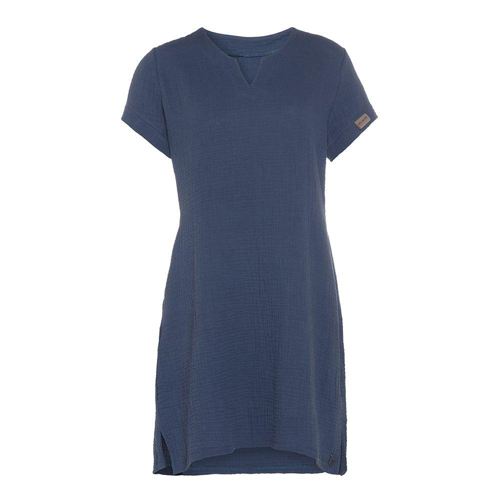 knit factory kf15012001352 indy jurk jeans xl 1