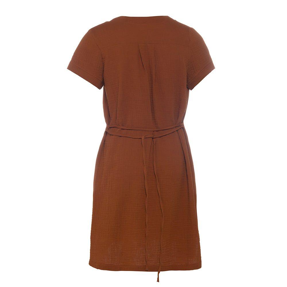 knit factory kf15012001651 indy jurk terra l 2