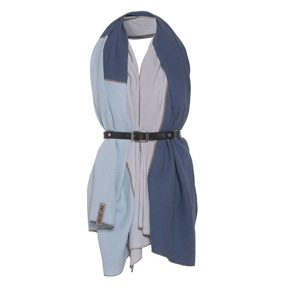 knit factory kf151056054 fay pareo jeans indigo 3