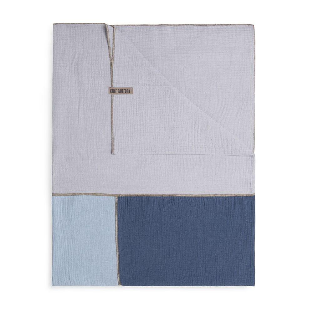 knit factory kf151056054 fay pareo jeans indigo 5