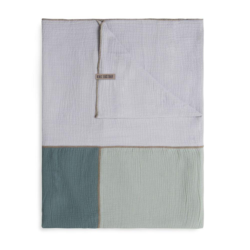 knit factory kf151056090 fay pareo stone green vintage green 5