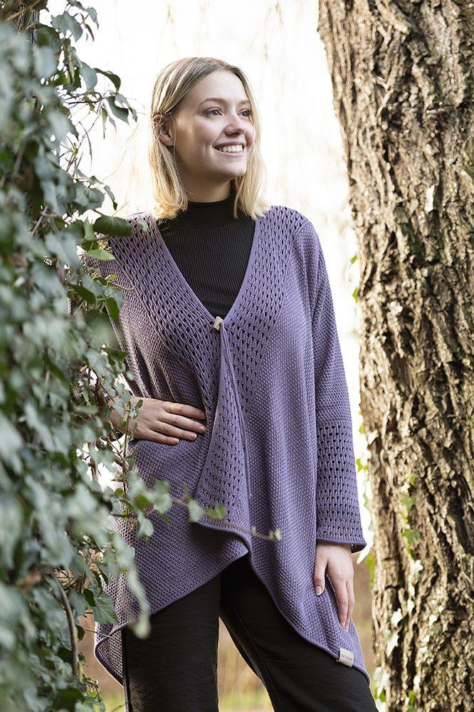 knit factory kf15208104349 april vest violet 3638 2