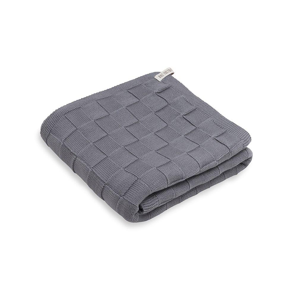 knit factory kf20222500652 badlaken ivy med grey 1