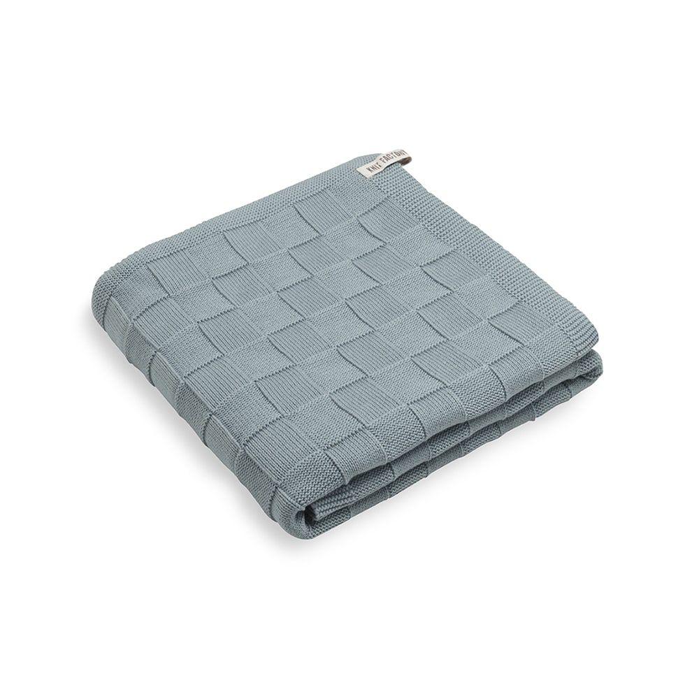 knit factory kf20222500952 badlaken ivy stone green 1