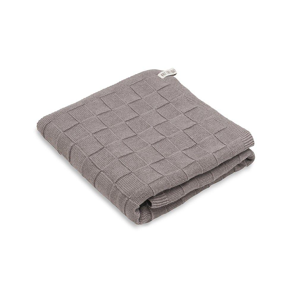 knit factory kf20222502951 badhanddoek ivy taupe 1