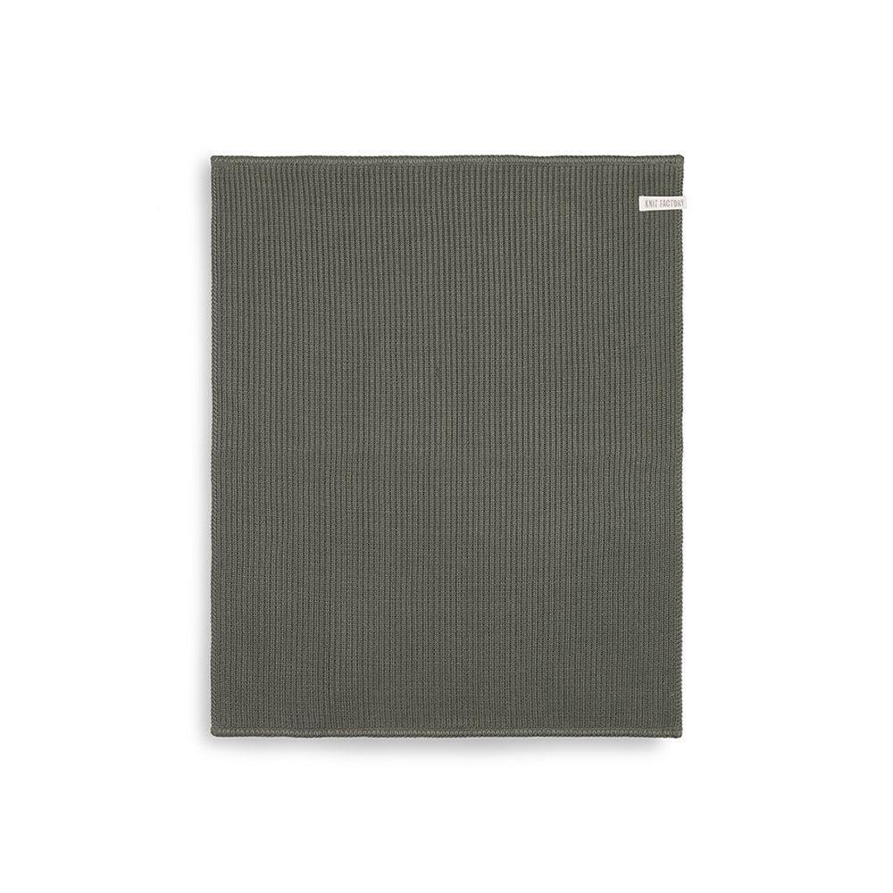 knit factory kf20322802550 badmat morres khaki 60x50 1