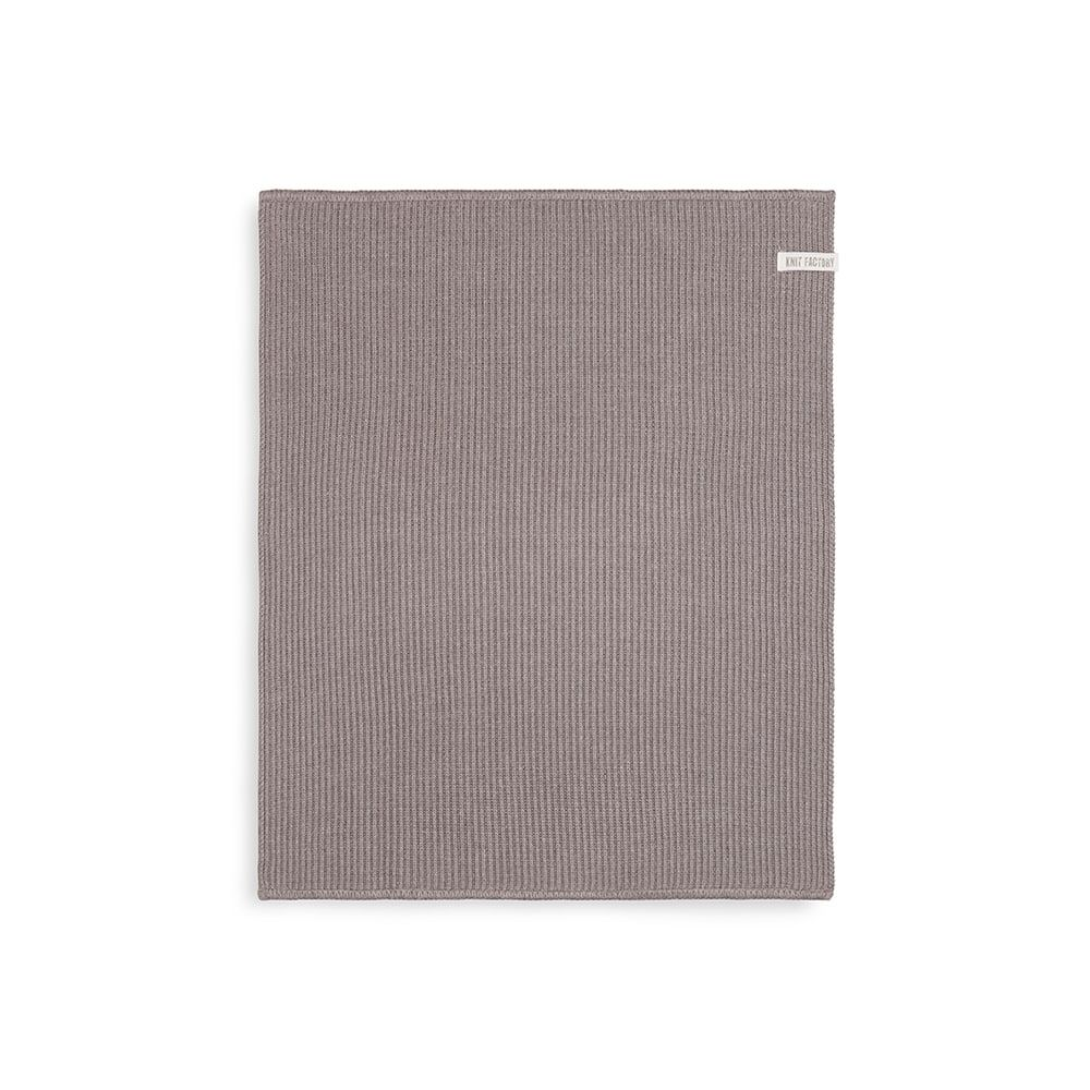 knit factory kf20322802950 badmat morres taupe 60x50 1
