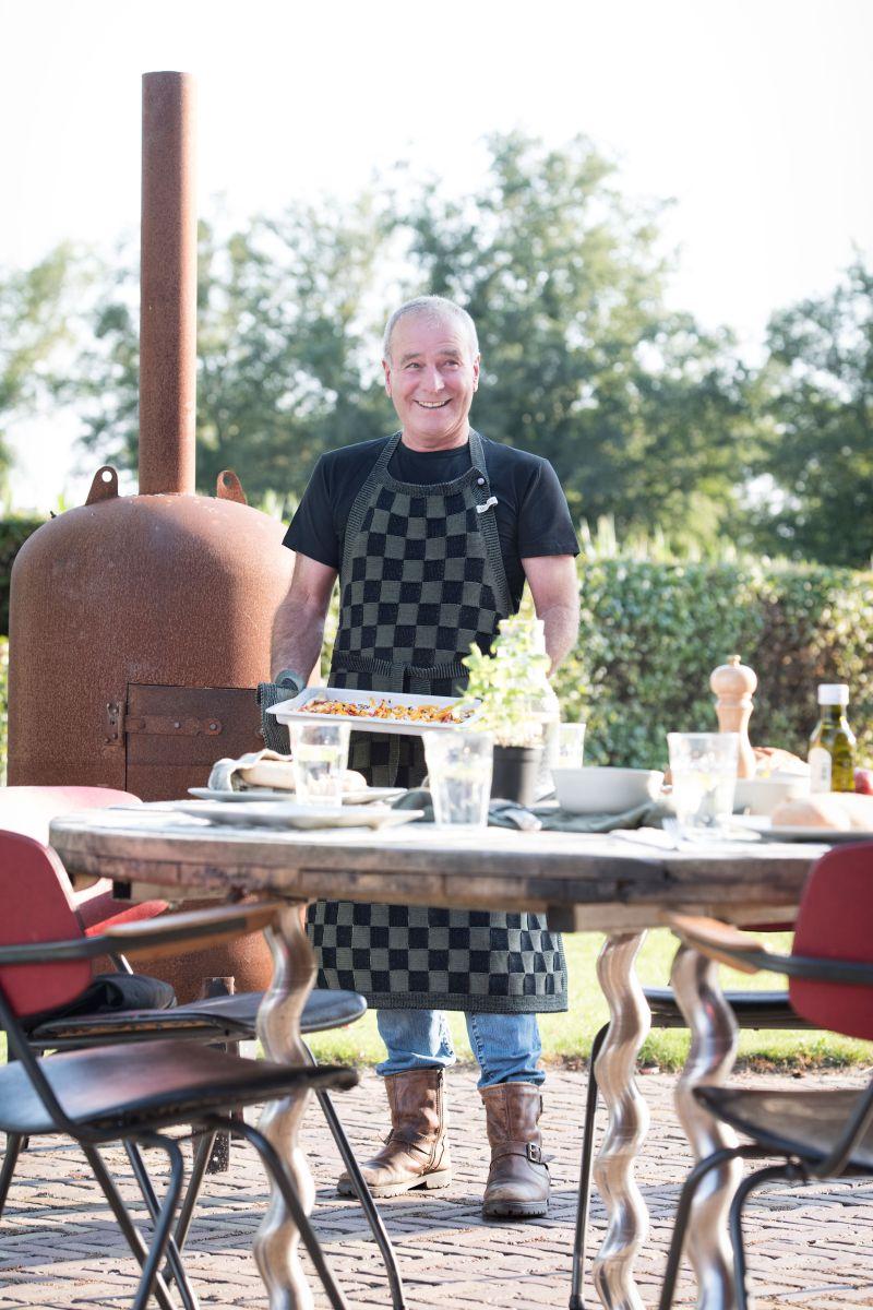 apron block blackmed grey