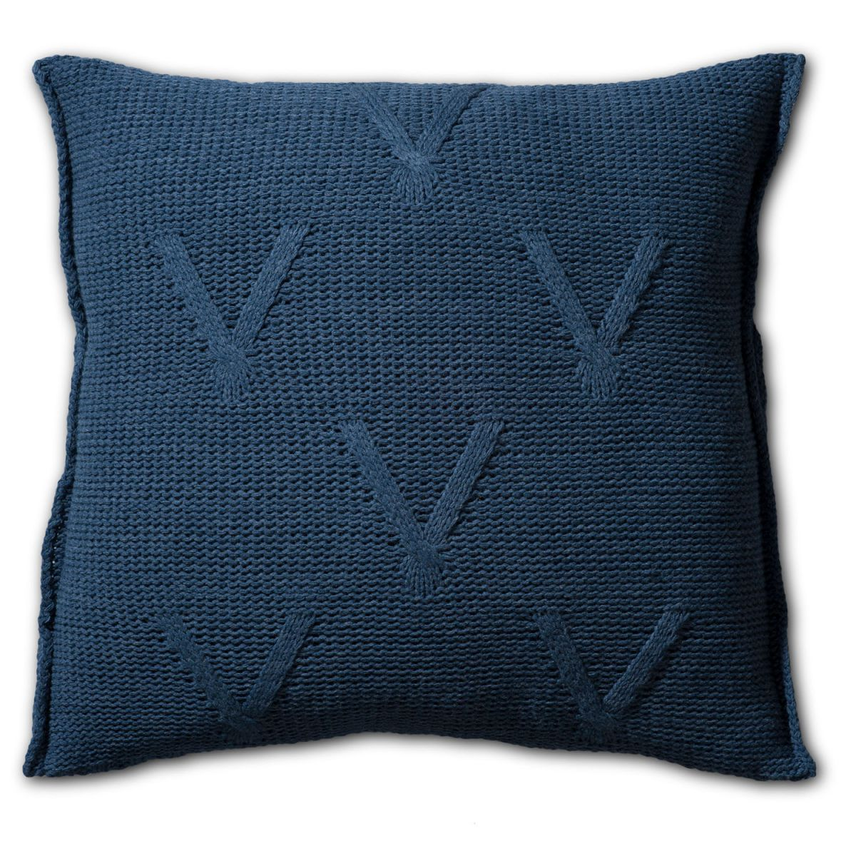 aran cushion jeans 50x50