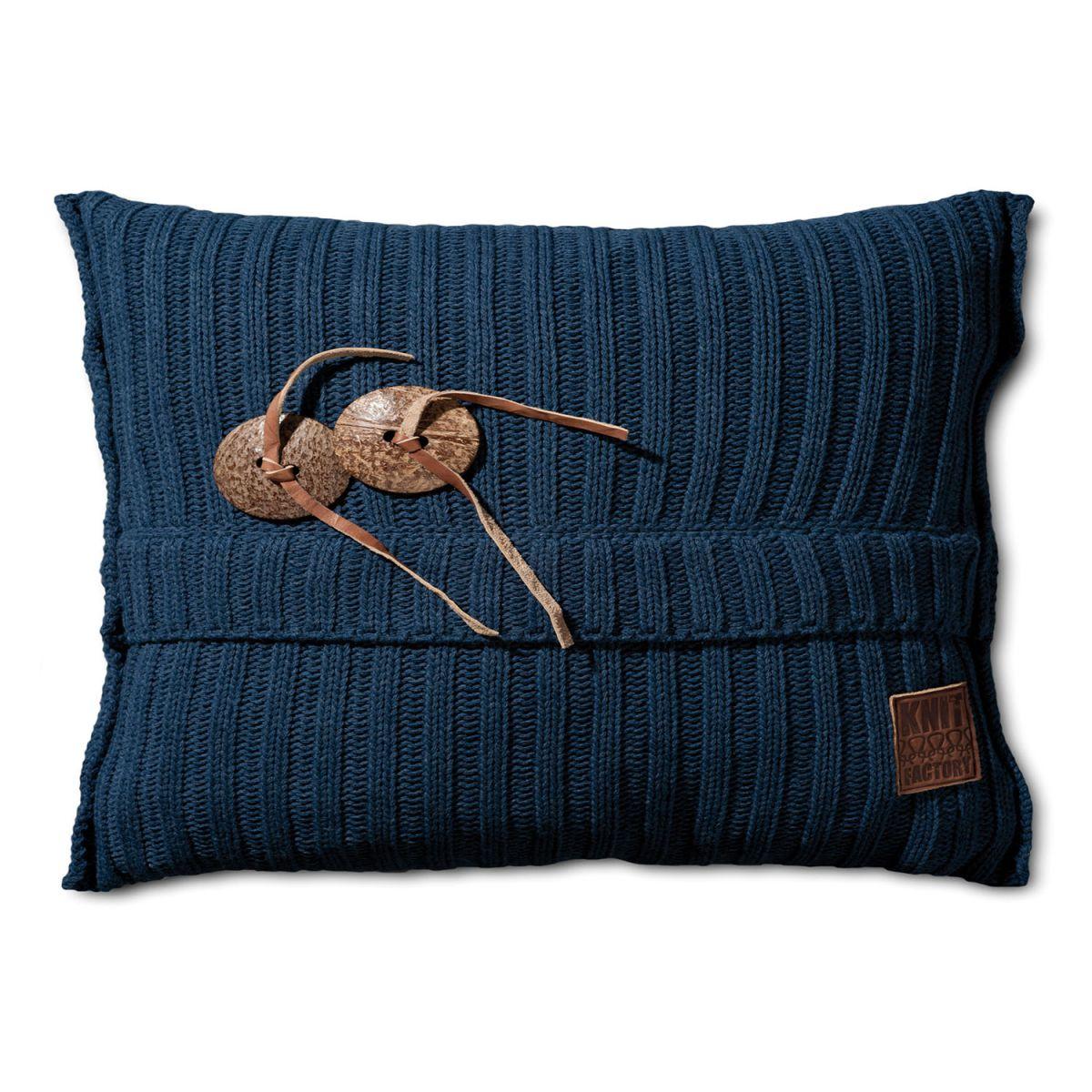 aran cushion jeans 60x40