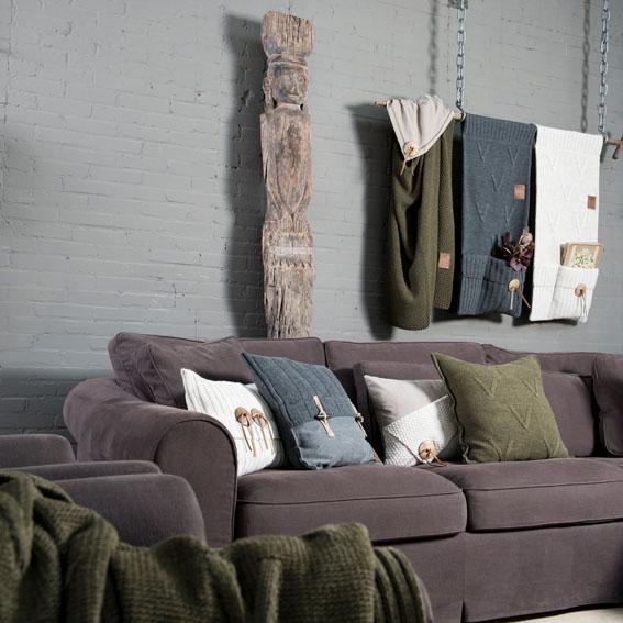 11013 knit factory kussen 60x40 5