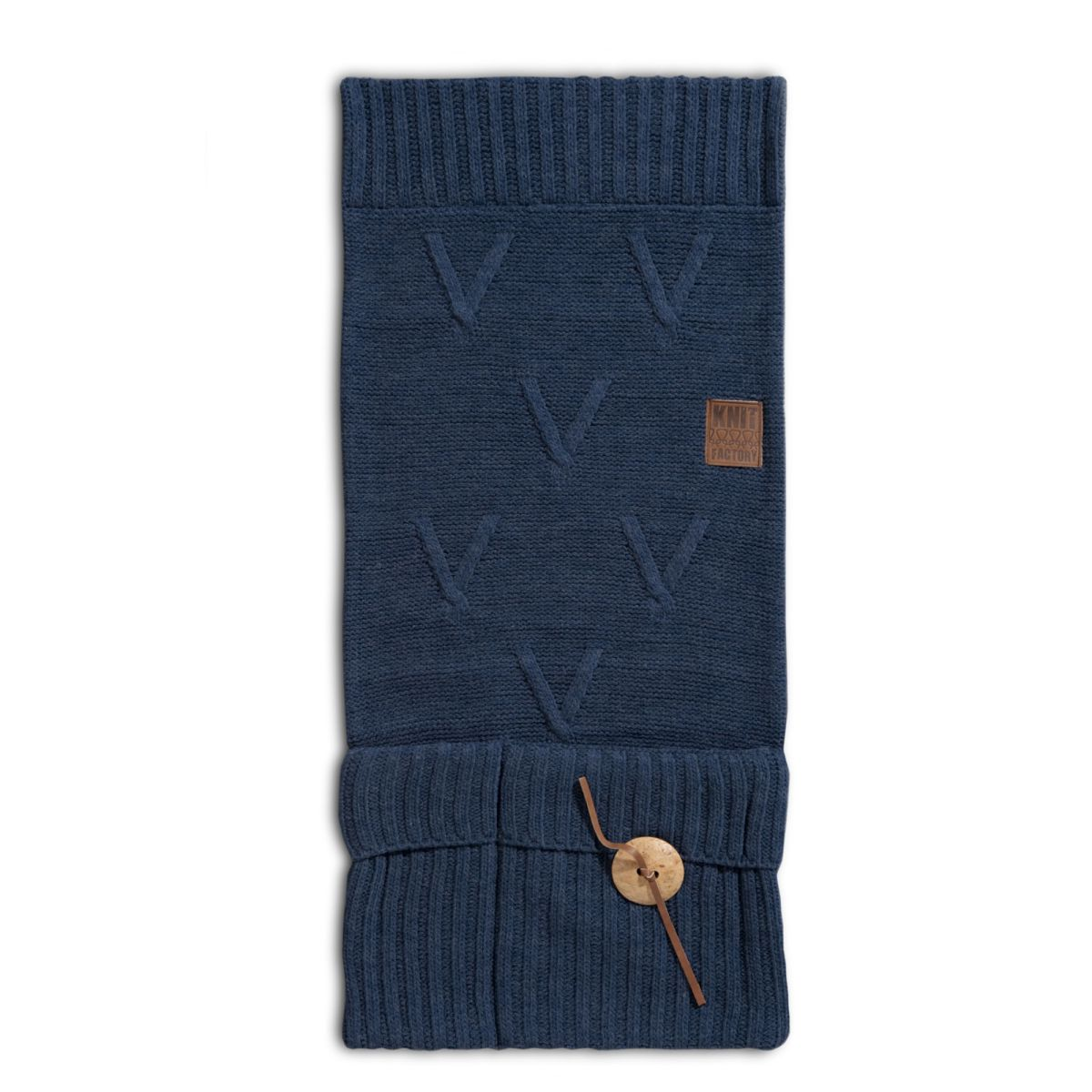 knit factory 1101013 pocket aran jeans