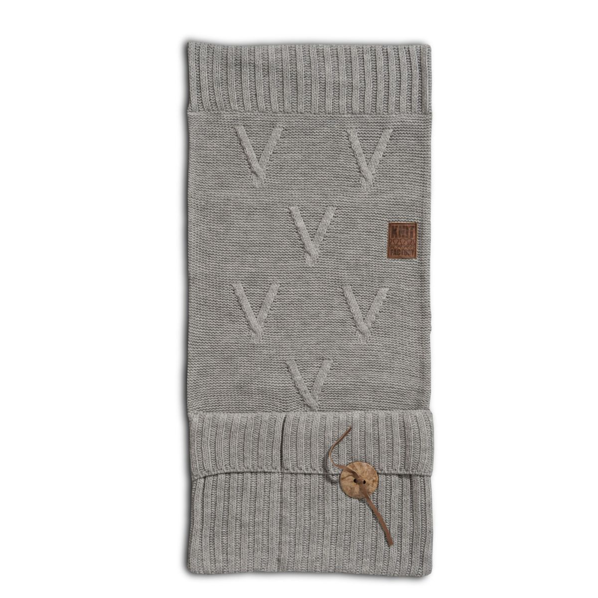 aran pocket light grey