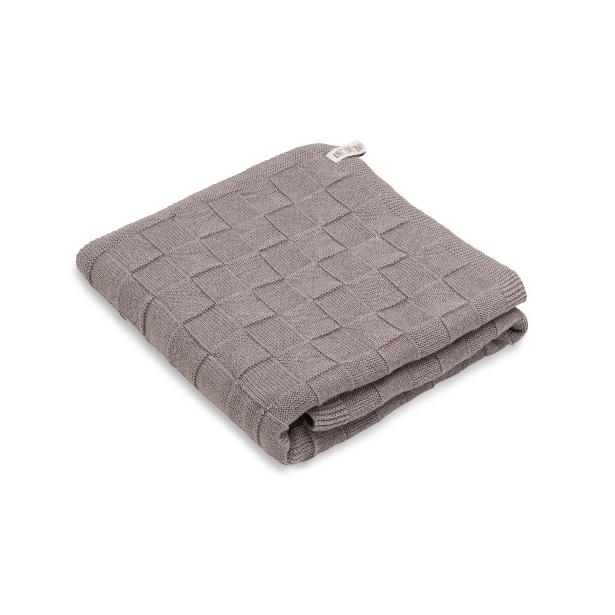knit factory kf20222502952 badlaken ivy taupe 1