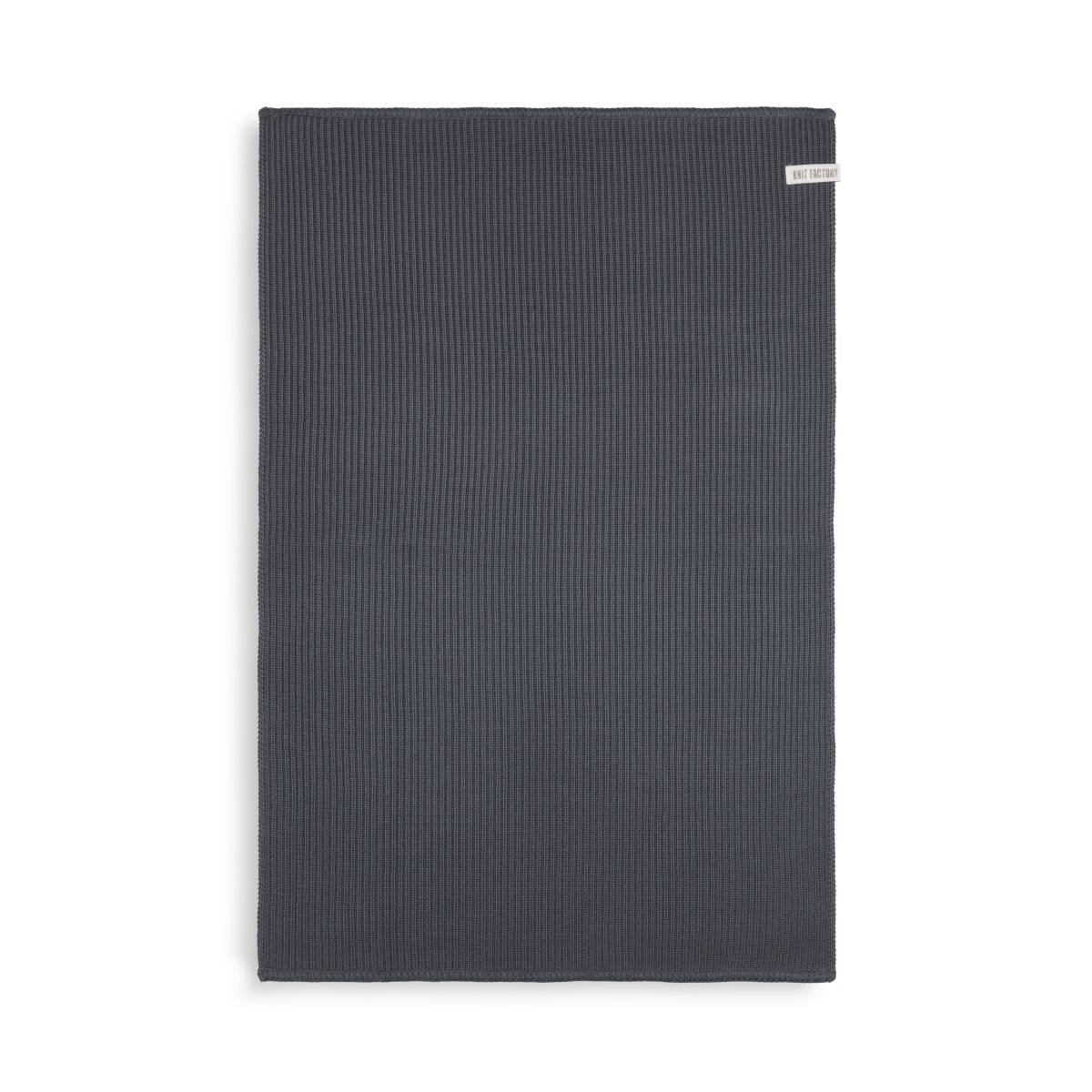 knit factory kf20322801052 badmat morres antraciet 80x50 1