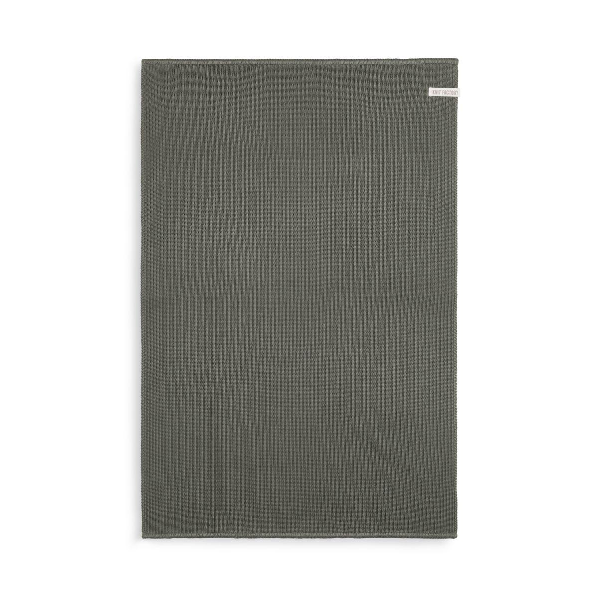 knit factory kf20322802552 badmat morres khaki 80x50 1