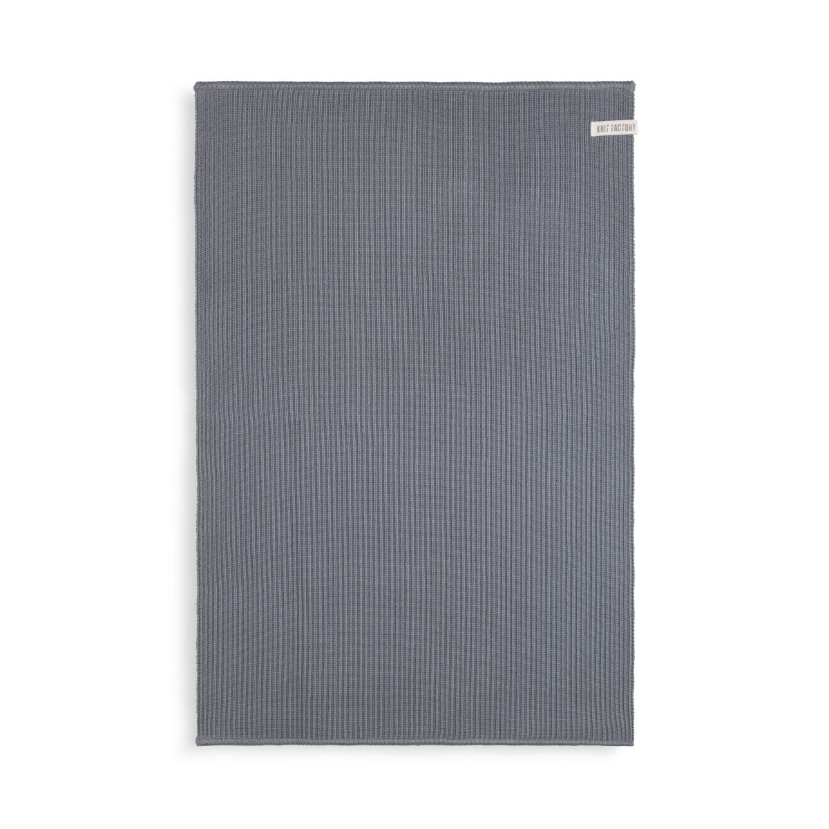 knit factory kf20322800652 badmat morres med grey 80x50 1