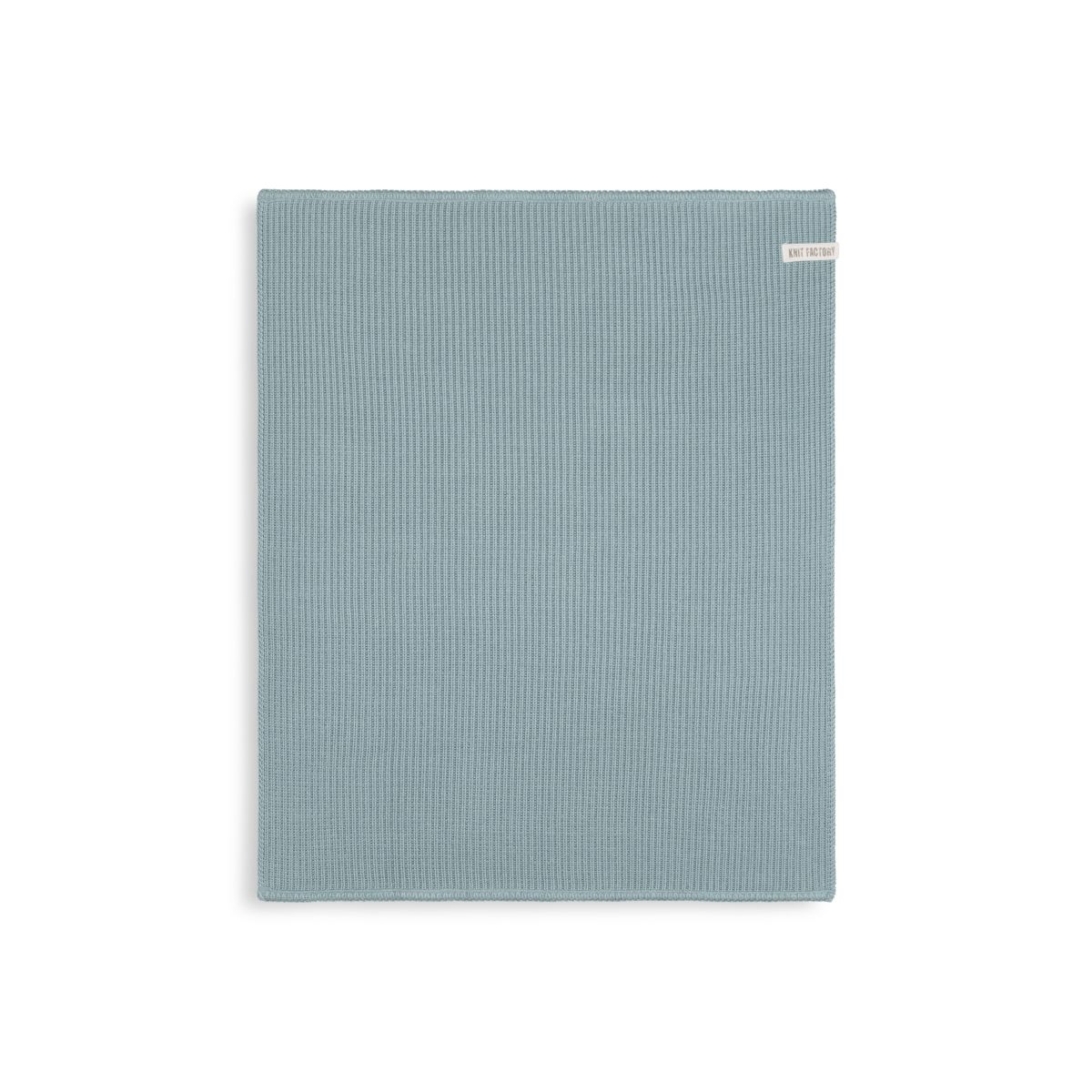 knit factory kf20322800950 badmat morres stone green 60x50 1