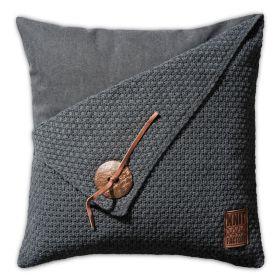 Barley Cushion Anthracite - 50x50