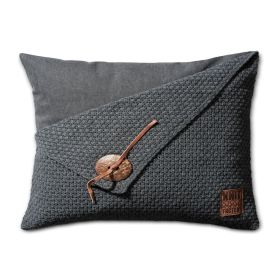 Barley Cushion Anthracite - 60x40