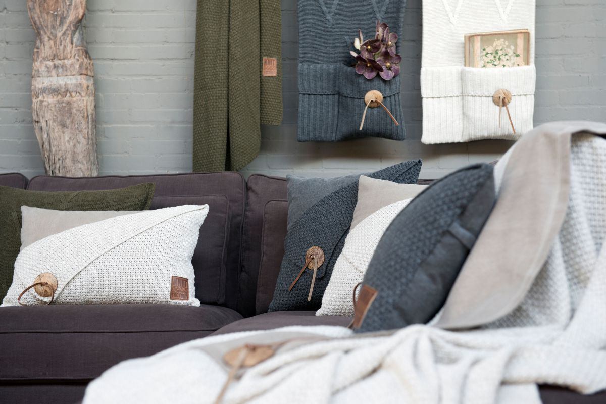 barley cushion jeans 50x50