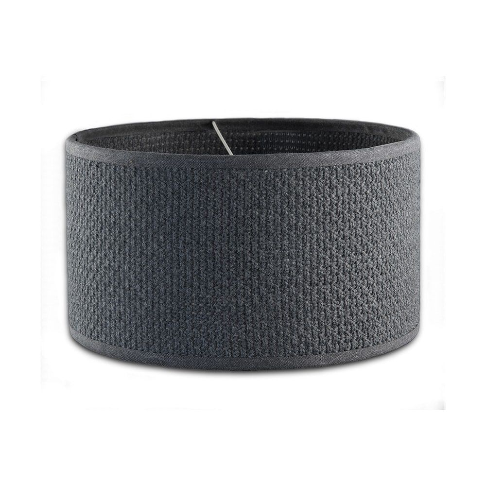 barley lampshade 35 anthracite