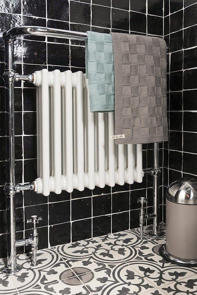 bath towel 90x180 cm light grey
