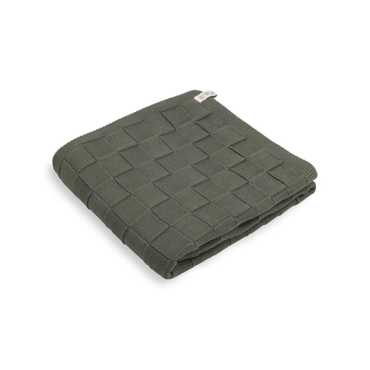 bath towel ivy khaki 70x140
